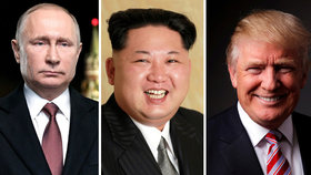 """S Kimem mám dobrý vztah,"" chvástá se Trump. Jak diktátora KLDR hodnotí Putin?"