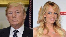 """""""Peníze byly za mlčení o sexu s prezidentem"""". Pornohvězda žaluje Trumpova právníka"""