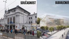 Brňané hlasováním rozhodli: Hlavní nádraží chtějí přejmenovat na Šalingrad!
