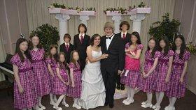 Šílení rodiče týrali 13 dětí, aby vydělali miliony: Chtěli vlastní reality show