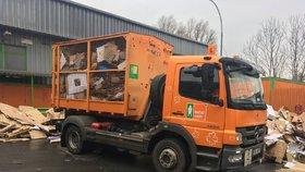 Přes 54 tisíc tun: Pražané loni vytřídili nejvíce odpadu za posledních 13 let