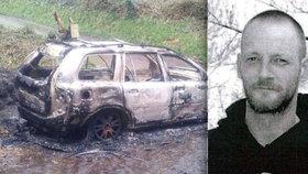"""Rusové upálili našeho """"bratra"""", tvrdí ukrajinští rebelové. Policie našla ohořelé tělo"""