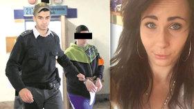 Brutální vražda Míši: Dívku jsem uškrtil, přiznal Robert