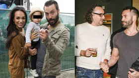 Rozvádějící se Václav Noid Bárta: Přiznal muže, kterého si prý vezme