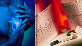 Trápí vás dušnost? Možná jde o srdce! Jak poznat, kdy je to práce pro kardiologa?