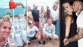 Dara Rolins a Rytmus na Bali: Tajná svatba!