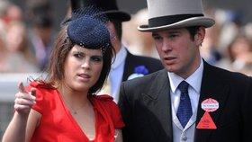 Svatba princezny Eugenie: Nevěsta má českou modrou krev!
