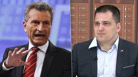 """""""Práskač"""" Zdechovský vytáhl Babiše v Bruselu. Komisař chce nulovou toleranci podvodů"""