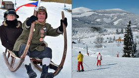 Východní Krkonoše: Velká zábava v Malé Úpě