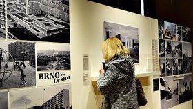 Sociální ghetto, nebo příjemný domov? Výstava odhaluje krásu panelových sídlišť