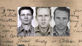 """""""Utekl jsem z Alcatrazu,"""" tvrdí muž. Kvůli rakovině chce zpět za mříže"""