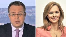 Moravec končí na ČT? U voleb zmizel z obrazovky, Witowská oslnila debatou