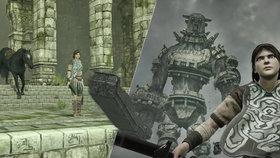 Obří monstra se vrátila aneb legenda byla vzkříšena. Recenze Shadow of the Colossus