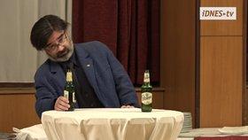 """""""Byl jsem otráven."""" Zlinkovaný Rokytka ze Zemanova štábu tvrdí, že mu dali do pití jed"""