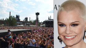 Megahvězda Jessie J poprvé zazpívá v Česku: V červenci vystoupí na Colours of Ostrava