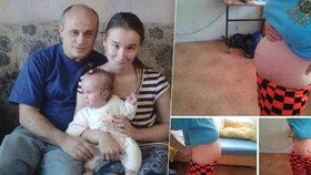 Iva z Výměny, která s Marianem (45) otěhotněla v patnácti, se chlubí bříškem!