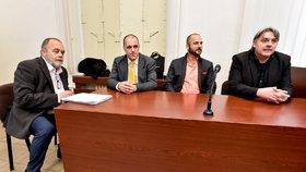 Češi unesení v Libanonu chtěli po státu 40 milionů. Soudkyně: Nic nebude