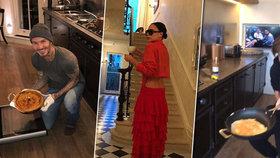 Luxusní bydlení Beckhamových ve vile za 900 milionů: Podívejte se!