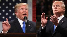 """""""Uděláme Ameriku znovu skvělou,"""" hlásá dál Trump. A doufá ve spolupráci s demokraty"""
