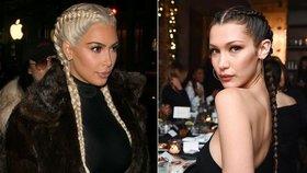 Obrácené copy podle Kim Kardashian a Belly Hadid  Jak si je zaplést  30a5fdcffed
