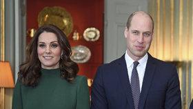 Děti Kate a Williama: Kupují jim nábytek v obchodech, které Češi dobře znají