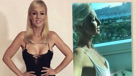 Nestyda Belohorcová ukázala fanouškům bradavky! Prostě já, chlubí se