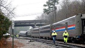 Vlak v Radlicích srazil člověka. Mezi Smíchovem a Hlavním nádražím provoz stojí