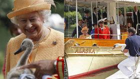 Sedm náhlých úmrtí v blízkosti královny Alžběty: Strach ze zabijáckého viru!