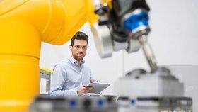 Až dva miliony Čechů budou muset kvůli novým technologiím změnit svou práci
