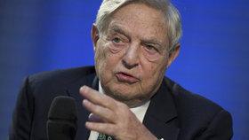 Filantrop George Soros slaví 90 let. Celý život pomáhá miliardami, přesto je nenáviděný