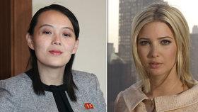 """Sestru diktátora Kima přirovnávají k Ivance Trump. """"Zlo s krásnou tváří,"""" varují kritici"""