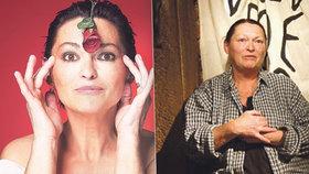 Valérie Zawadská je 25 let na volné noze: Nedabuju a totálně mě to se*e!