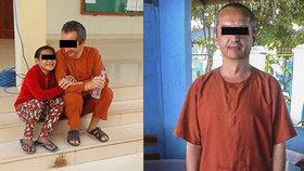 Čech vězněný v Kambodži je nevinný. Z vězení ho ale nepustí!