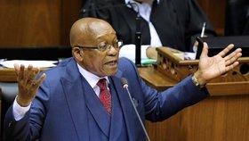Začal zátah na kamarády prezidenta. Hlava JAR může skončit už za pár hodin