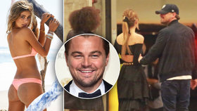 Lovec srdcí Leonardo DiCaprio: Randí s dvacetiletou modelkou!