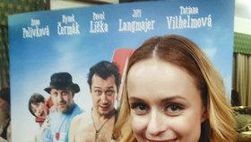 Herečka Andrea Hoffmannová: S Prahou jsem se sžila okamžitě