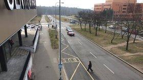 Střety vozidel s chodci sužují Prahu. Silničáři v předvánočním shonu připomínají základní pravidla