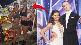 Piškulova tanečnice Lálová ze StarDance: Zadečkem se provrtěla do Brazílie