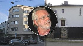 Jubilant Jaromír Hanzlík (70) se umí otáčet: Obří majetek za desítky milionů!
