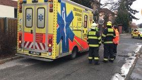 Dvě děti a dva dospělí se v Praze otrávili oxidem uhelnatým! V topné sezoně případů přibývá