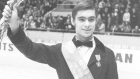 Ondrej Nepela: První známý sportovec, kterého zabila nemoc AIDS