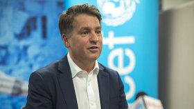 Člen vedení Unicef rezignoval. Posílal ženám oplzlé textovky a hodnotil oblečení