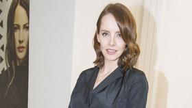 Těhotná zprávařka Primy Gabriela Lašková: Domácí porod? Nezvládla bych to