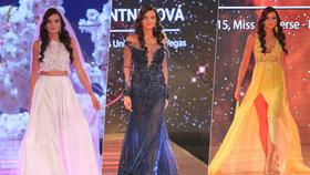 Česká Miss 2015 Švantnerová: Uživím se jen díky sociálním sítím!