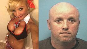 Muž zabil manželku (†42), které vedla dvojí život. Na erotickém webu se ukazovala nahá
