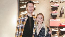 Prachařová zářila štěstím: Nový chlap po boku!