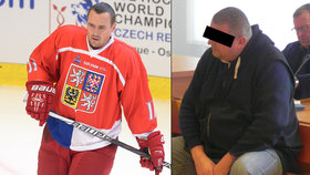 Sedmkrát vybrzdil exhokejistu Ujčíka, ten vytáhl zbraň: Pirát silnic (40) vyfasoval podmínku