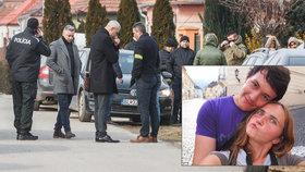Poslední telefonát před popravou: Rodiny zavražděného novináře Jána Kuciaka a jeho snoubenky promluvily