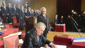 Scénář Zemanovy inaugurace: Prezidenta čeká výrazná změna, kde ho lidé uvidí?