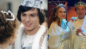 Pavel Trávníček se dočkal role v nové Popelce! A chce tam dostat i svého syna